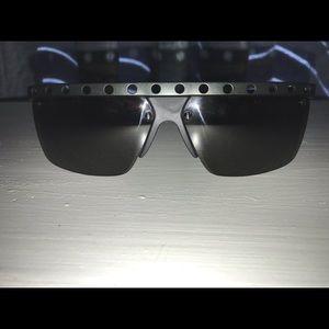 Prada Sunglasses The Machine SPR50R Metal Unisex